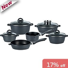GSW  cooking pot set 12-parts