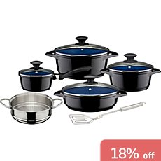 GSW  pot set, 10-parts