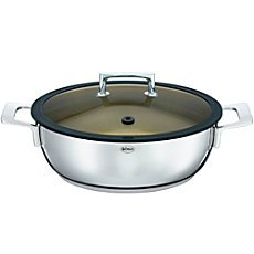 Rösle  serving frying pan with lid