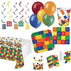 children birthday party set