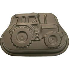 cake mould tractor