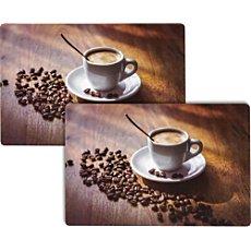 wipe-clean 2-pk table mats
