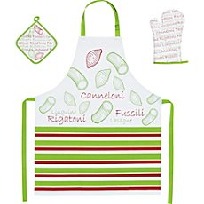 Stuco  3-pc kitchen fabric set