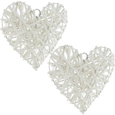 2-pk hanging decoration set