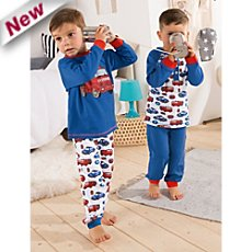 Kinderbutt  sleepsuits in double pack