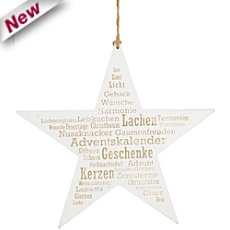 hanging decoration star