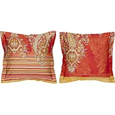 Bassetti Egyptian cotton sateen cushion cover