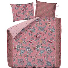 Pip percale reversible duvet cover set