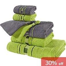 Erwin Müller  7-pc towel set