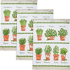 Erwin Müller  3-pk tea towels