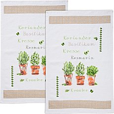 Erwin Müller  2-pk tea towels