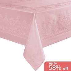 Curt Bauer Damask tablecloth