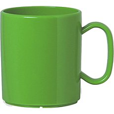 2-pk coffee mugs, break resistant