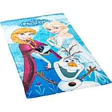 Herding  beach towel, Frozen