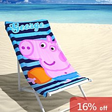 Herding  beach towel Peppa Pig