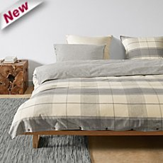 Marc O´Polo cotton flannelette reversible duvet cover set