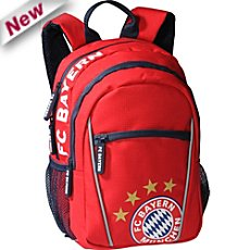 FC Bayern children backpack