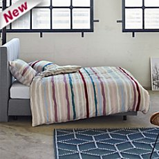 ESPRIT cotton flannelette reversible duvet cover set