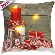 REDBEST LED cushion cover gift