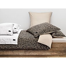 STRENESSE HOME Egyptian cotton sateen reversible duvet cover set