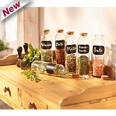 6-pk spice storage set