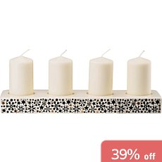 Hutschenreuther  advent candle holder