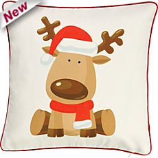 Erwin Müller  cushion cover reindeer