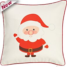 Erwin Müller  cushion cover Santa Claus