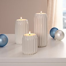 3-pk tea light holders