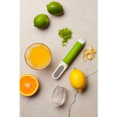 Microplane  grater & lemon squeezer
