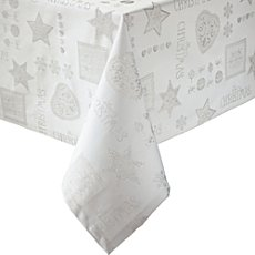 Erwin Müller jaquard damask tablecloth