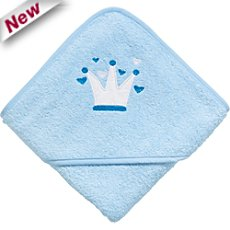 Kinderbutt  hooded bath towel