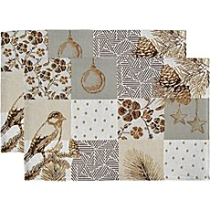 Sander gobelin tapestry 2-pk table mats