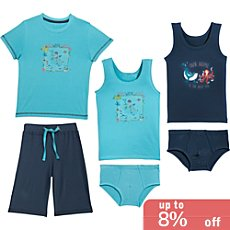 Kinderbutt  underwear st, 6-parts
