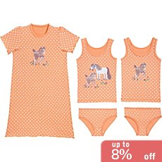 Kinderbutt  underwear set, 5-parts