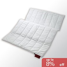 Centa-Star duo quilted duvet