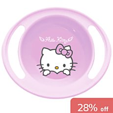 Hello Kitty learners bowl