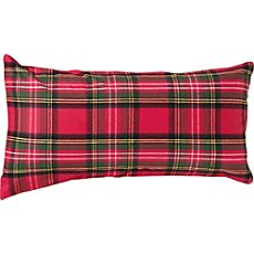 Erwin Müller cotton flannelette pillowcase