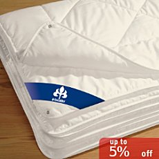 Irisette  2-pk 4-seasons duvets
