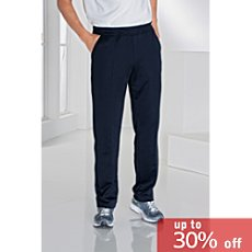 Schneider cotton-tech trousers for men
