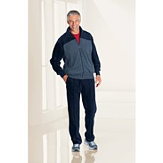 Ruff velours light tracksuit