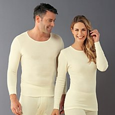 Angora full length long johns