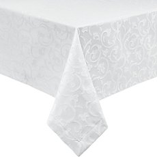 Erwin Müller damask table runner