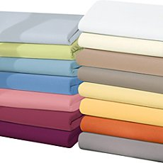 Irisette premium jersey fitted sheet