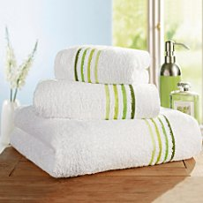 3-pc full terry towel set