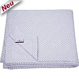 Tom Tailor Jacquard Tagesdecke T-NATURAL SQUARES