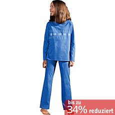 laritaM Single-Jersey Kinder-Schlafanzug