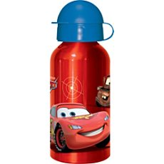 Trinkflasche Cars