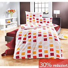 g nstige seersucker bettw sche 135x200 cm 80x80 cm. Black Bedroom Furniture Sets. Home Design Ideas