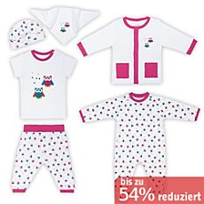 Baby Butt Set 6-teilig